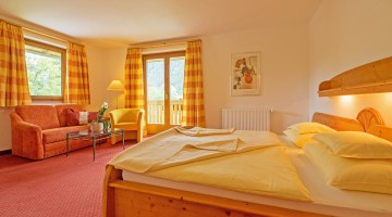 Rooms in Das Leonhard
