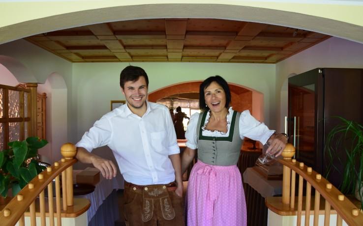 Ihre Gastgeber Familie Müller