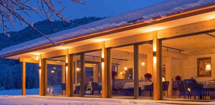 Restaurant SeeSeitn im Naturparkhotel Das Leonhard am Weissensee