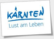 Kärnten - Lust am Leben Logo