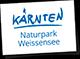 Kärnten - Naturpark Weissensee